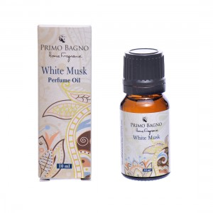 Αρωματικό Έλαιο White Musk 10ML Σπίτι-Άρωμα