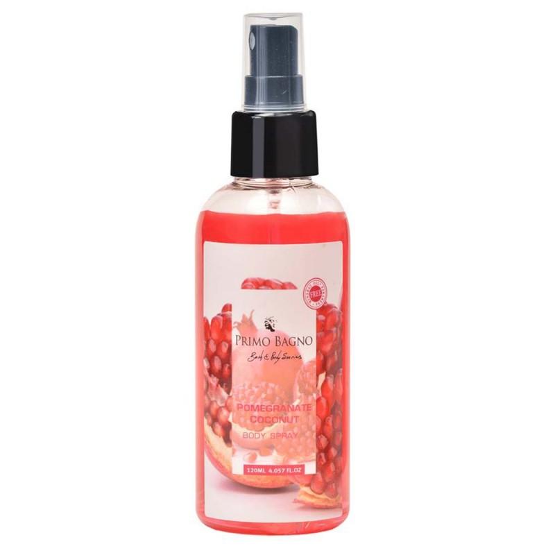 Body Mist Pomegranate Coconut 140ml Φροντίδα Σώματος