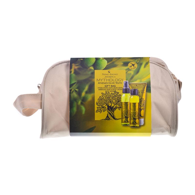 Athenas Olive Youth B. Aroma 100ml H. & B. Wash 100ml Hand Cream 75ml Σετ Δώρου