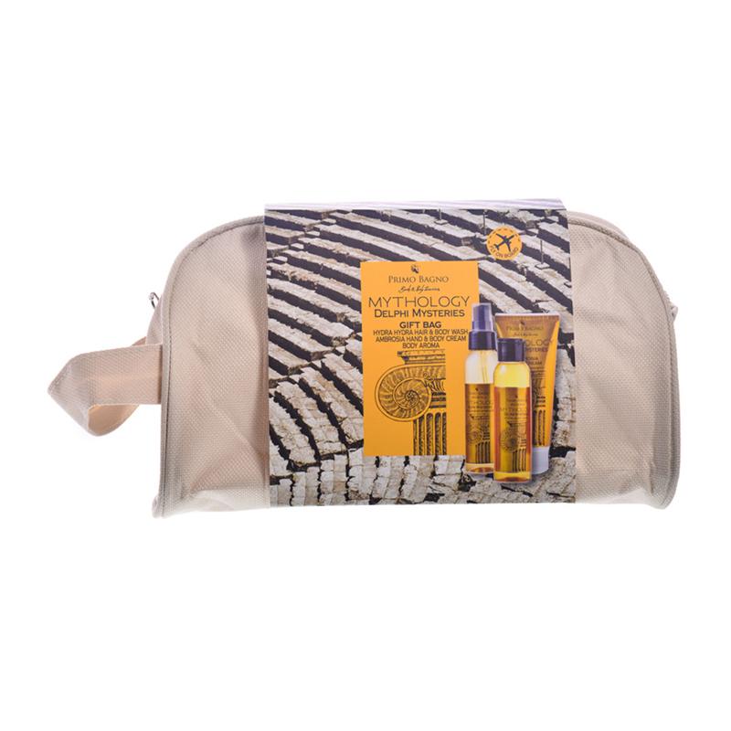 Delphy Mysteries B. Aroma 100ml Hair & B. Wash 100ml Hand Cream 75ml Σετ Δώρου