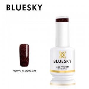 Bluesky Uv Color Gel Frosty Chocolate 15ml Νύχια