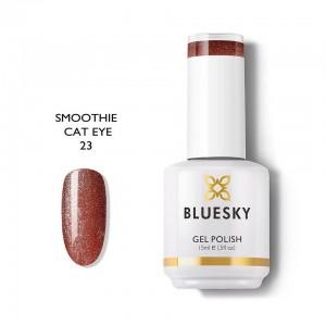BlueSky UV Color Gel Smoothie Cat Eye 23 15ml Νύχια