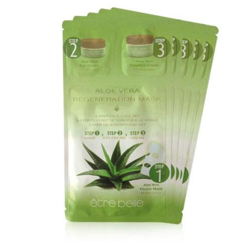 Aloe Vera Regeneration Mask 3-Step-Facecare Aloe Vera