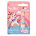 Lo Zoo Dancing Unicorn Strawberry Lip Balm 4.5g Παιδική Φροντίδα