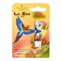 Lo Zoo Parrot Raspberry Lip Balm 4.5g Παιδική Φροντίδα