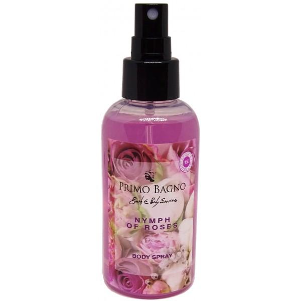 Body Mist Nymph Of Roses 140ml Φροντίδα Σώματος
