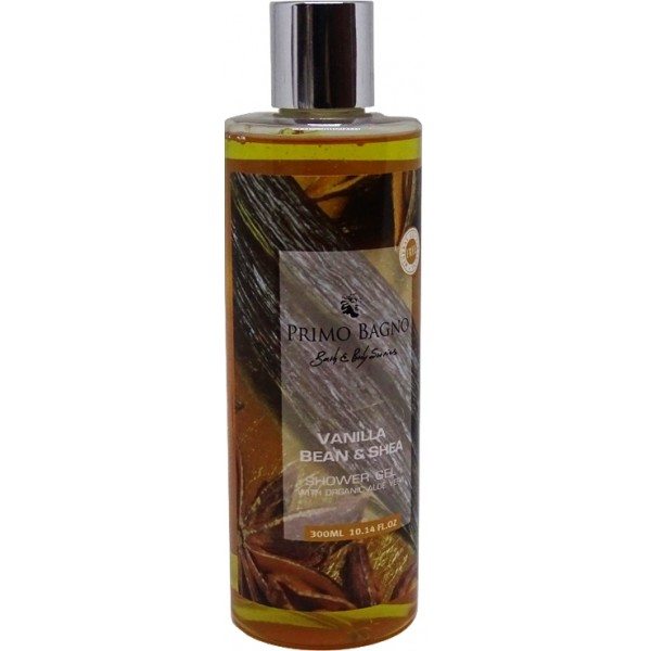 Vanilla Bean & Shea Moistirizing Shower Gel 300ml Body Care