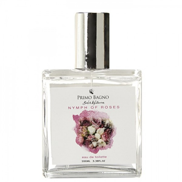 Eau De Toilette Nymph Of Roses 100ml  body mist