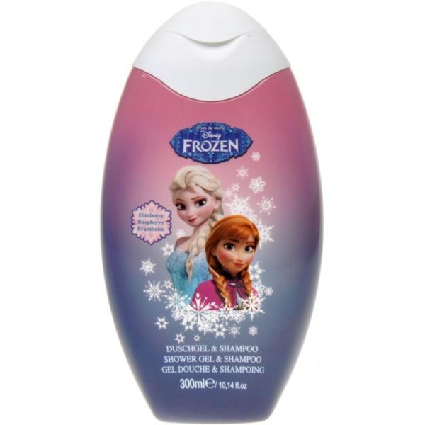 Αφρόλουτρο & Σαμπουάν Disney Frozen 300ml