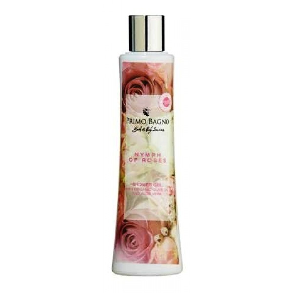 Shower Gel Nymph Of Roses 250ml Body Care