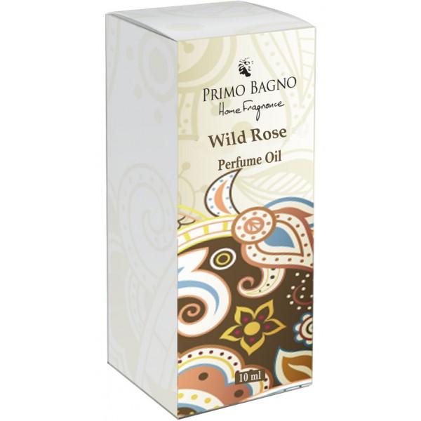 Αρωματικό Έλαιο Wild Rose 10ML Σπίτι-Άρωμα