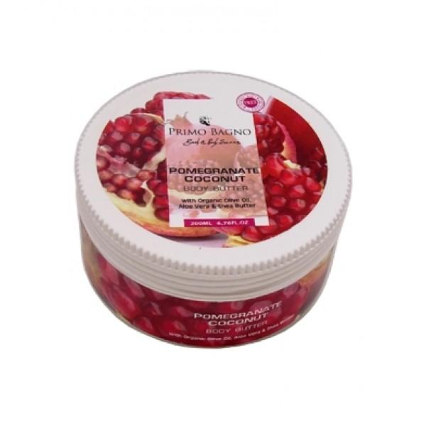 Κρέμα Σώματος Pomegranate Coconut 200ml Φροντίδα Σώματος