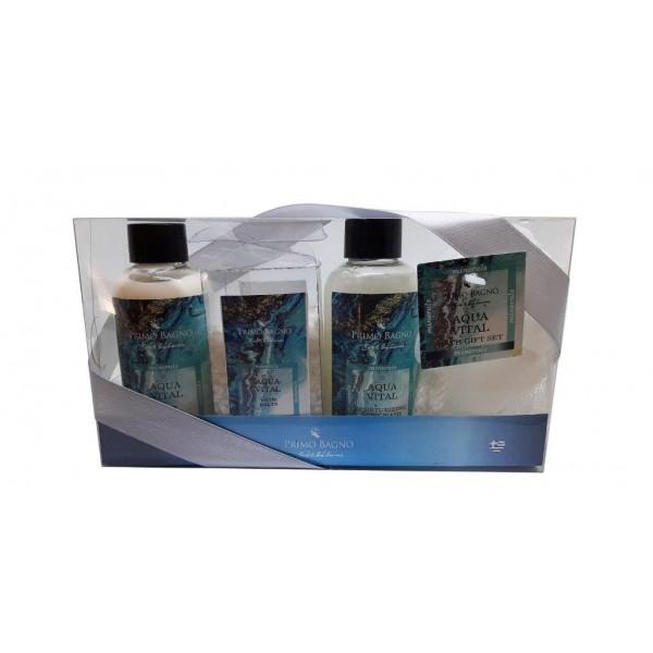 Σετ Δώρου Aqua Vital 4τμχ Σετ Δώρου