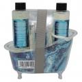 Σετ Δώρου Μπανιέρα Aqua Vital 5τμχ Σετ Δώρου