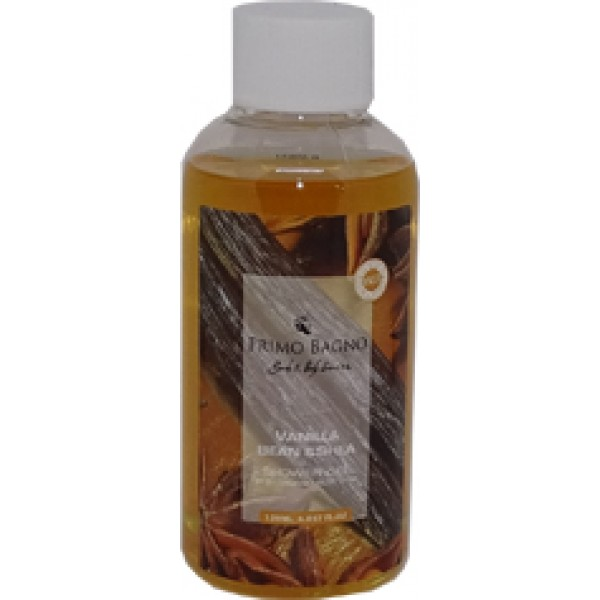 Vanilla Bean & Shea Moistirizing Shower Gel 120ml Body Care