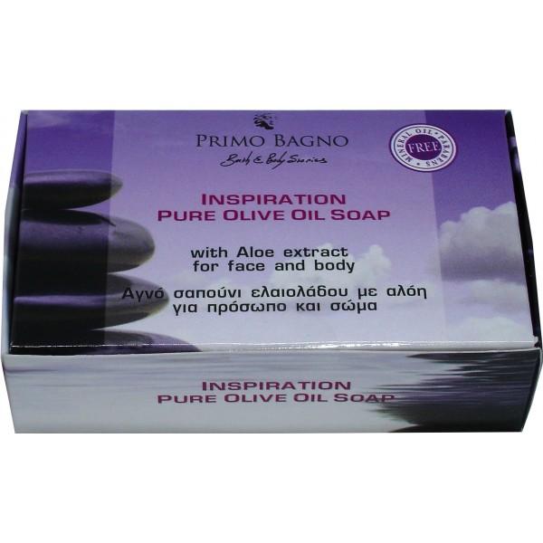 Pure Olive Oil Soap Inspiration 100g Body Care