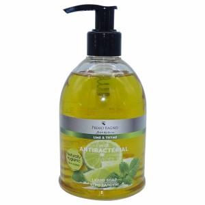 Υγρό Σαπούνι Αντιβακτηριδιακό με Lime & Thyme 330ml Φροντίδα Σώματος