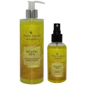 Αφρόλουτρo & Body Mist Mystic Spa Φροντίδα Σώματος