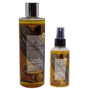 Αφρόλουτρo & Body Mist Vanilla Caramel Φροντίδα Σώματος