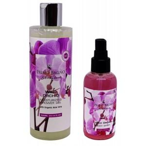 Αφρόλουτρo & Body Mist Wild Orchid Φροντίδα Σώματος