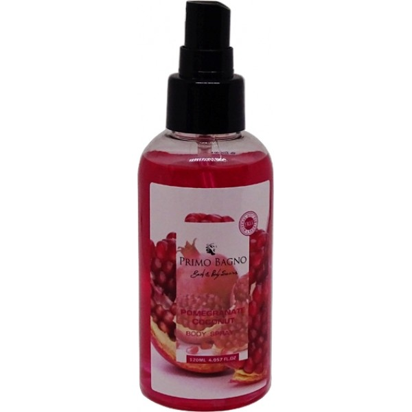 Body Μist Pomegranate Coconut 120ml Body Care