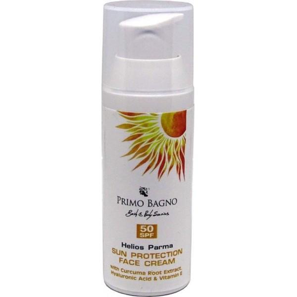 Helios Parma Sun Protection Face Cream 50ml SPF 50 Face Care