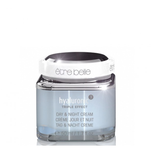 Cream Hyaluronic Day & Night 50ml Facial Treatment