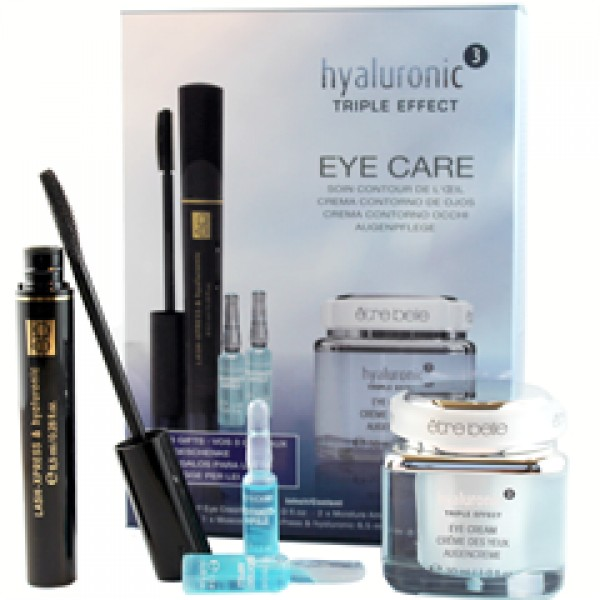 Hyalouronic Eye Care Set (3pcs) Facial Treatment