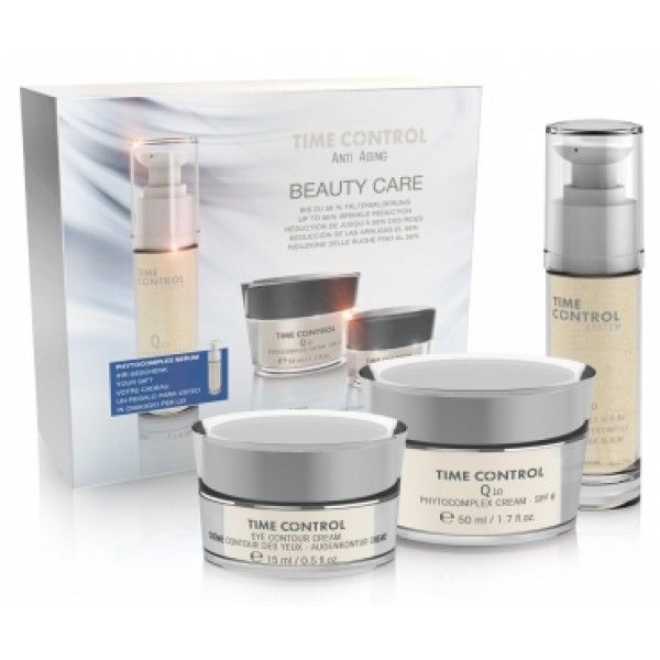 Time Control Beauty Care Set 3pcs Facial Treatment