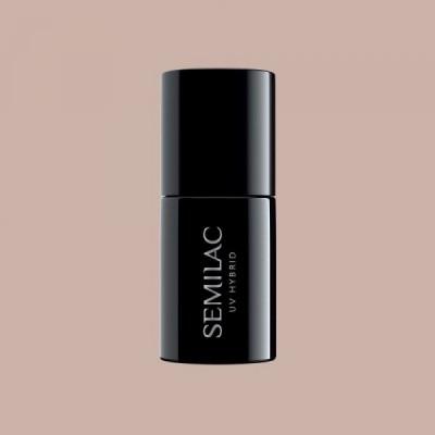 370 Ημιμόνιμο βερνίκι Semilac Sandy Beige 7ml