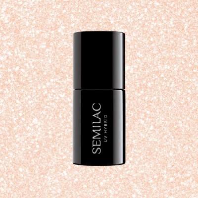 577 Ημιμόνιμο βερνίκι Semilac Shine Together 7ml